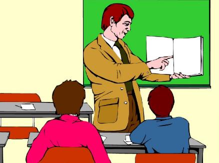 漫画老师作文
