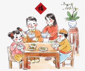 春节作文400字