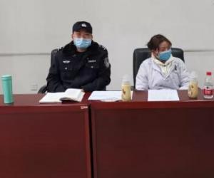 新冠肺炎疫情期间线上教学工作推进会发言稿3篇