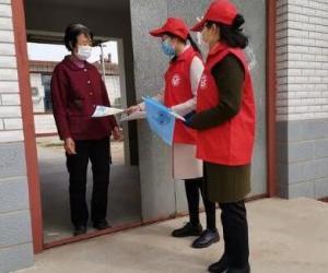 社区党员疫情防控先进事迹材料范文