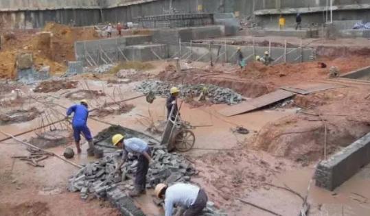工程合同范本 基础工程施工协议书文章