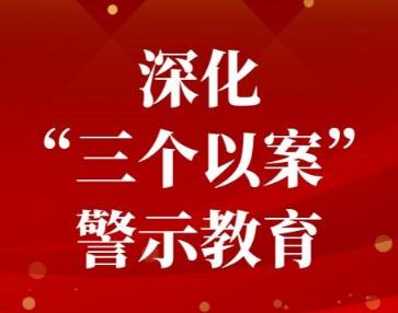 """县委常委会深化""""三个以案""""警示教育专题民主生活会对照检查材料"""