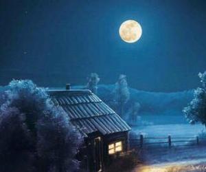 安静的夜晚说说