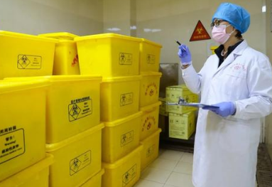 医疗废物管理工作计划三篇