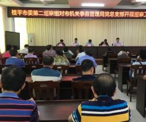 村党支部对巡视组的表态发言稿