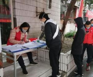 社区工作者抗击疫情事迹材料