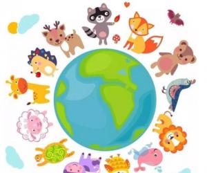 爱护动物,爱护生物多样性作文