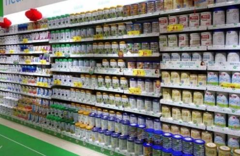 奶粉销售业务员工作总结