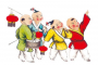 写作文春节