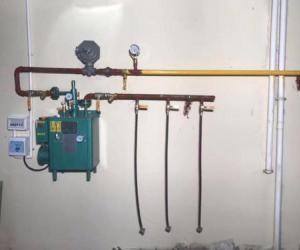 燃气管道安装承包合同